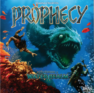 Prophecy : Water Realm